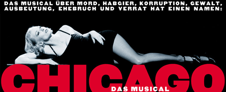 Musical »Chicago«